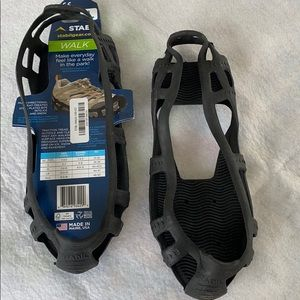 Stabil Cleats Snow & Ice Walkers Size L NWT